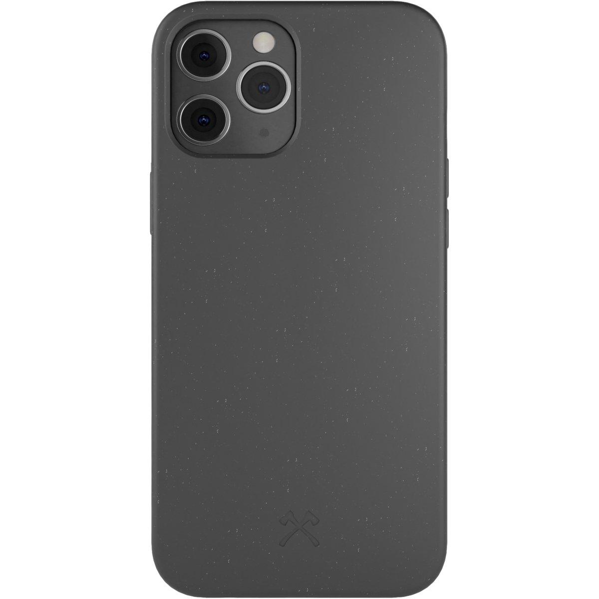 Woodcessories Bio Case AM iPhone 12 Pro Max - black