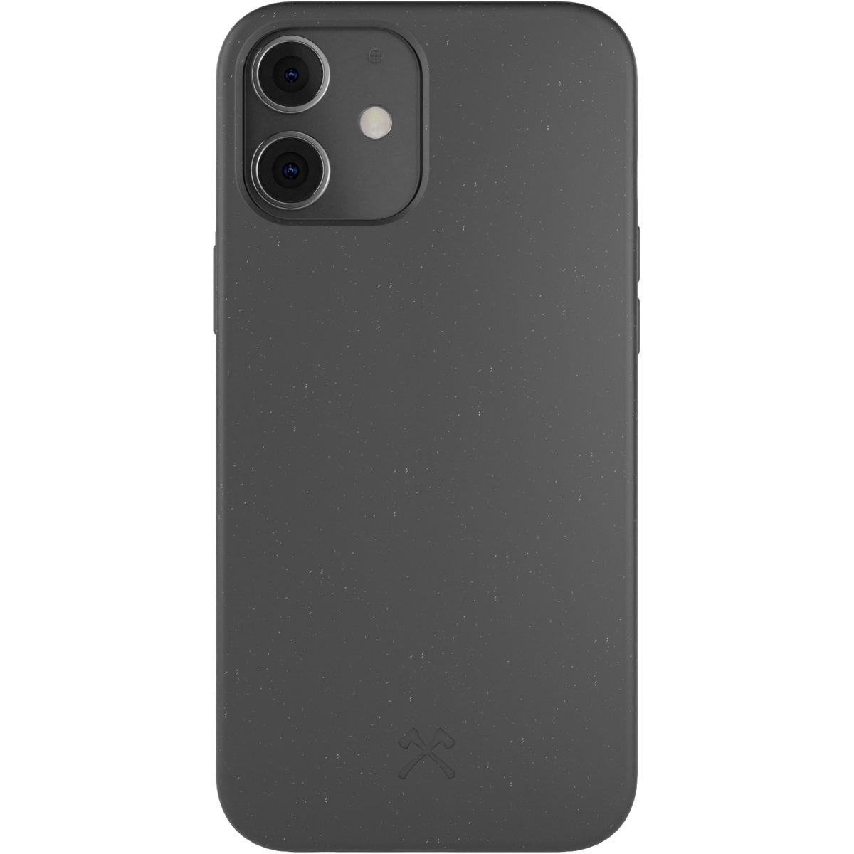 Woodcessories Bio Case AM iPhone 12 Mini - black