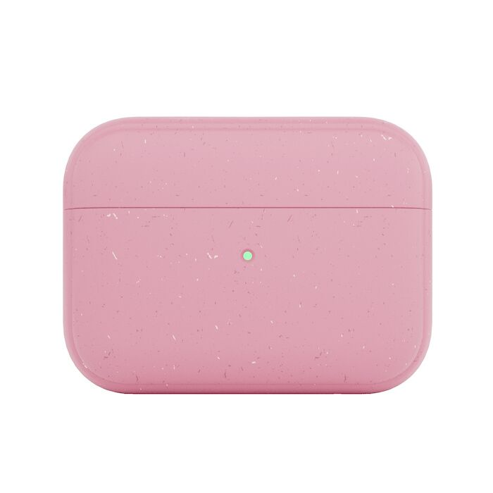Woodcessories AirPods Pro Bio Case - coral pink