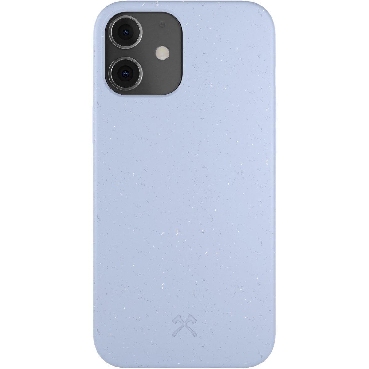 Woodcessories Bio Case AM iPhone 12 Mini - blue