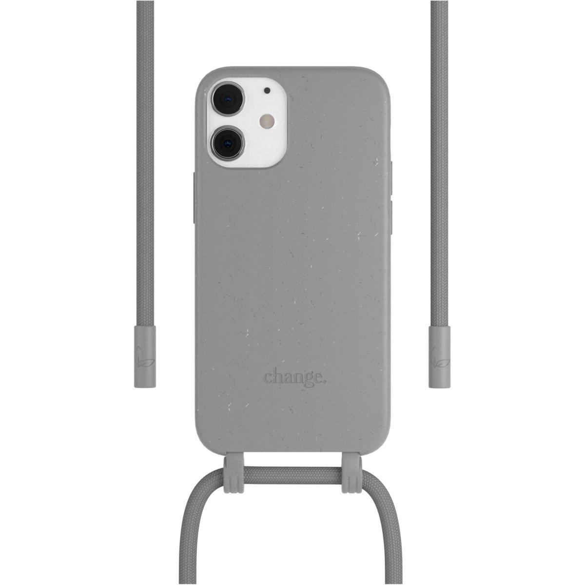 Woodcessories Change Case AM iPhone 12 Mini - grey