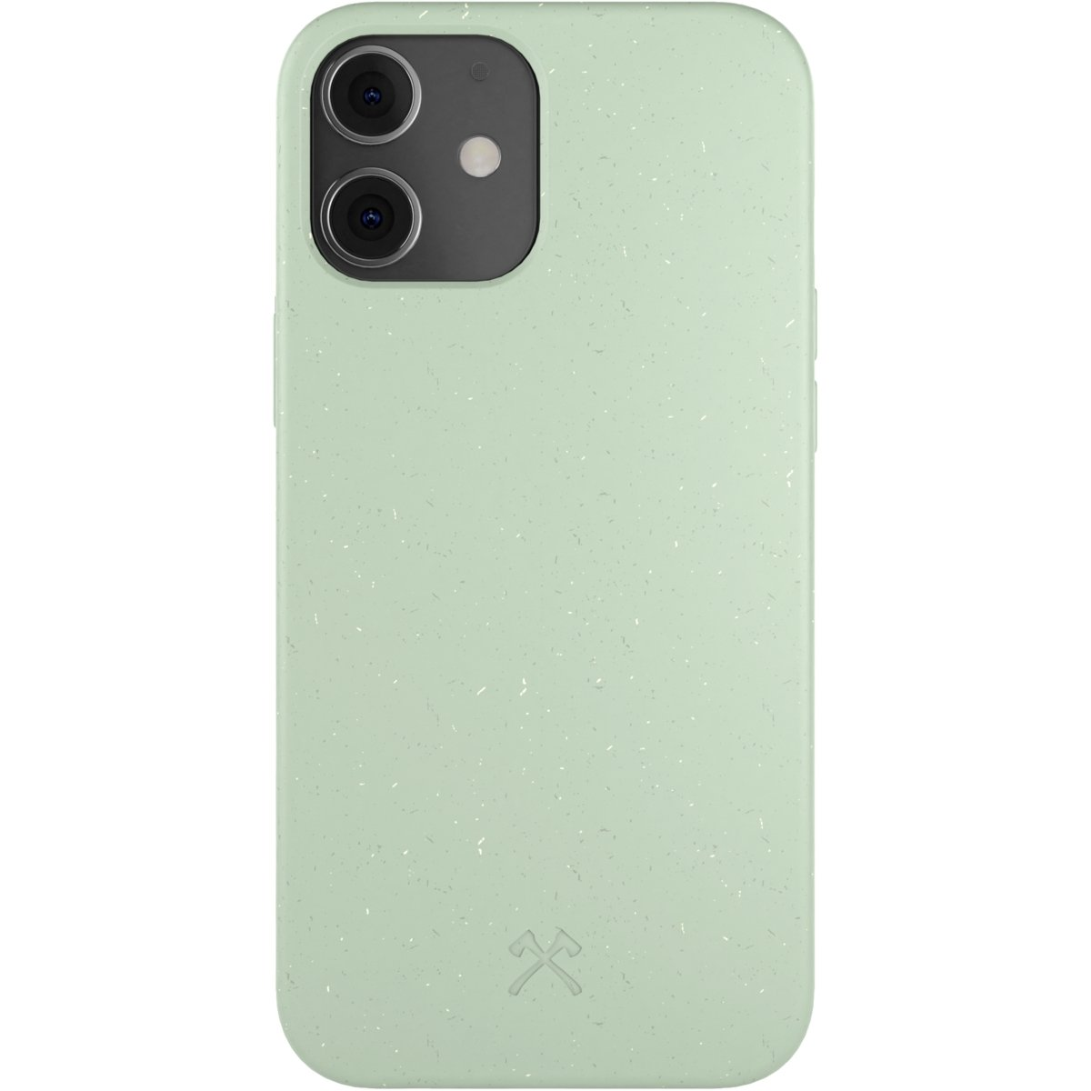 Woodcessories Bio Case AM iPhone 12 Mini - mint