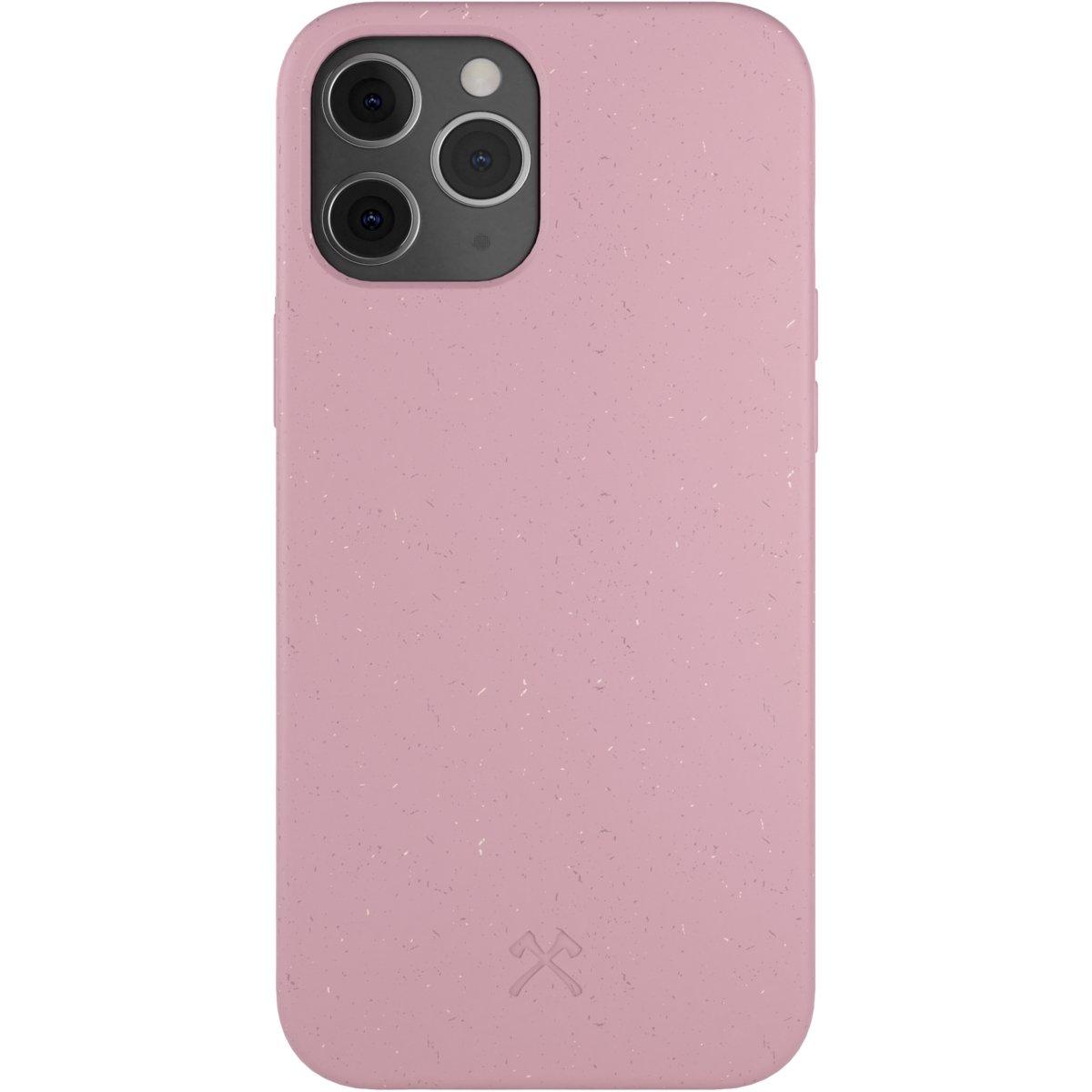 Woodcessories Bio Case AM iPhone 12 Pro Max - pink