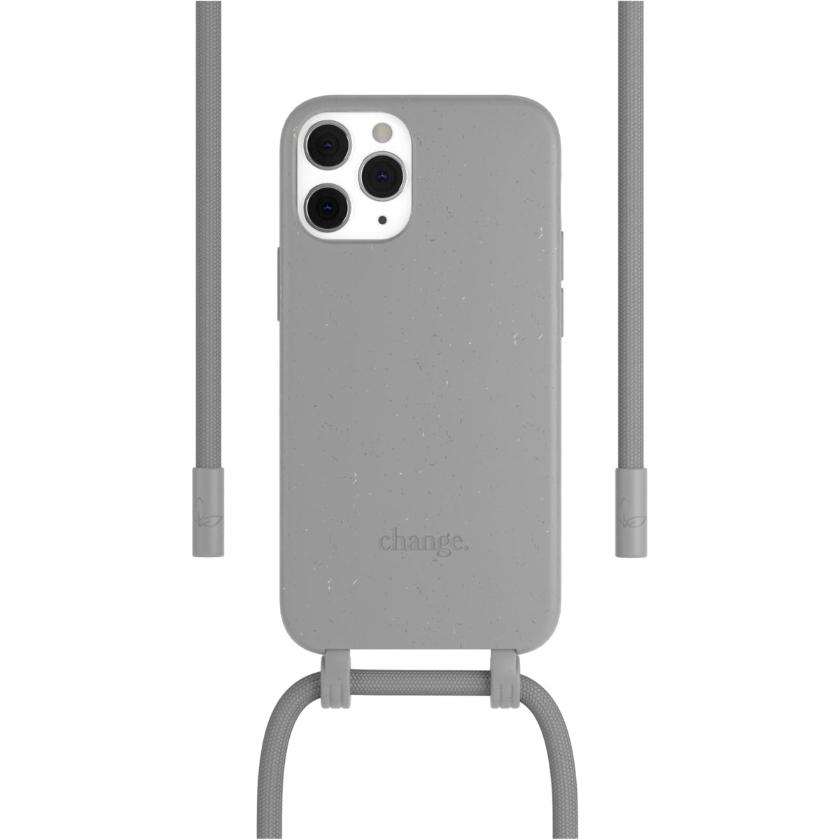 Woodcessories Change Case AM iPhone 12 Pro Max - grey