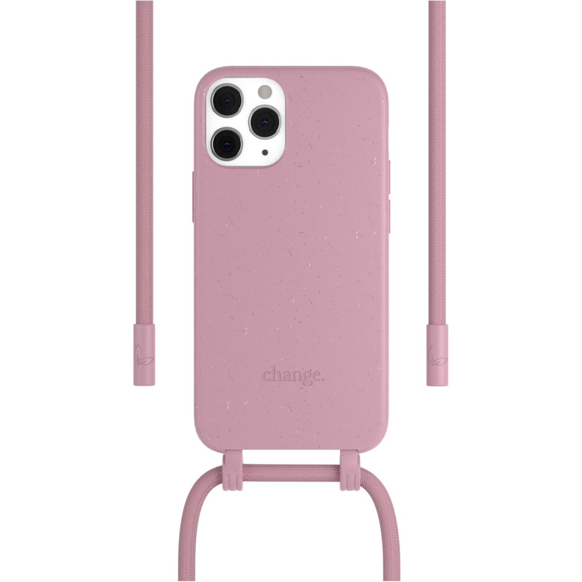 Woodcessories Change Case AM iPhone 12 / 12 Pro - pink